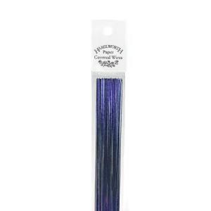 Flower wire Metallic Blue 26g