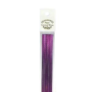 Flower wire Metallic Violet 26g
