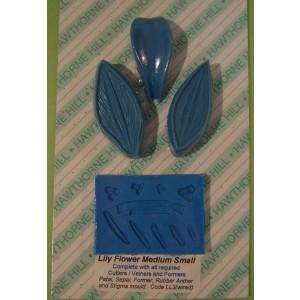 Hawthorne Hill Lily Flower Set M/S