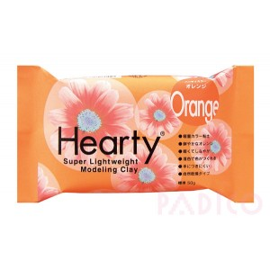 Hearty Modelling Clay - Orange