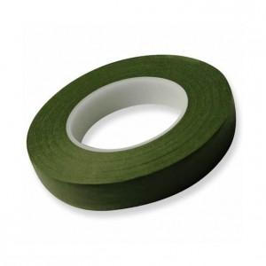 Hamilworth Floral Tape Dark Green