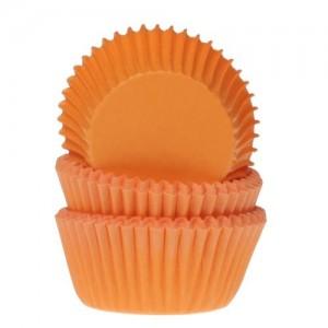 www.ellenscreativecakes.nl, orange mini baking cups