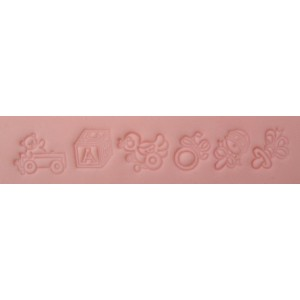 Holly Products Embossing Sticks Nursery