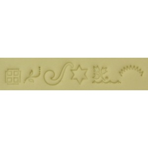 Holly Products Embossing Sticks Border