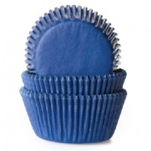 House of Marie Baking Cups Jeans Blauw