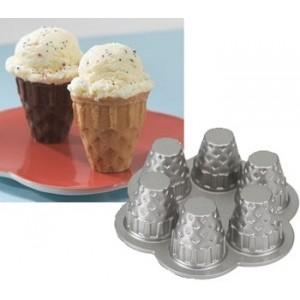 Nordic Ware Bakvorm Ice Cream Cone Cupcake Pan