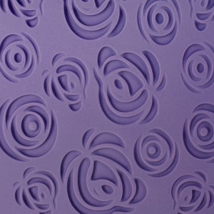 PME Impression Mat - Rose