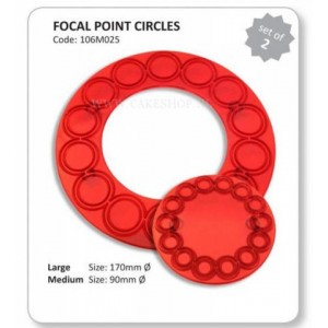 JEM Focal Point Circles Large & Small