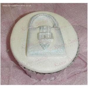 Karen Davies Cupcake Mould Handbag