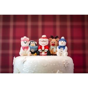 Karen Davies Christmas Characters