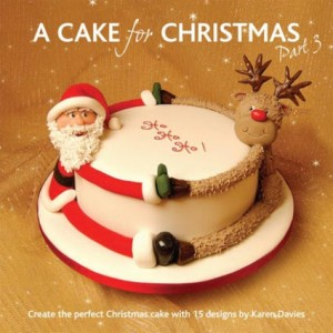 A cake for Christmas part 3