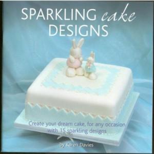 Sparkling cake Designs - Karen Davies