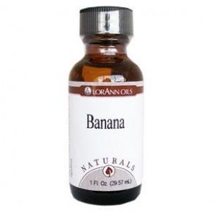 LorAnn Clear Banana Flavouring  - 29.57ml