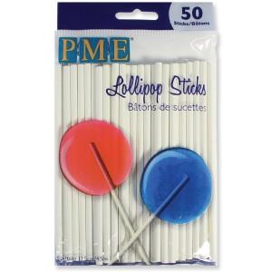 PME Lollipop Sticks 11.5cm  - Pk./50