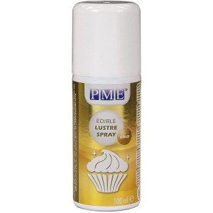 PME Lustre Spray Gold