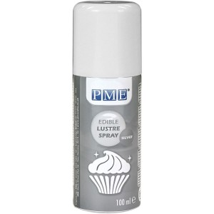 PME Lustre Spray Silver