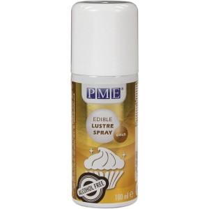 PME Lustre Spray Gold - no alcohol