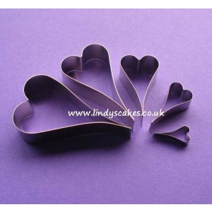 Lindy Smith Elegant Heart Cutters