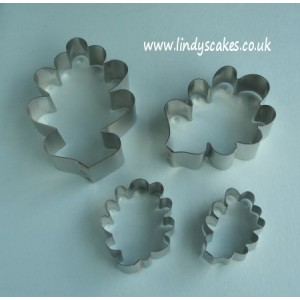 Lindy Smith Oak Leaf Cutter set
