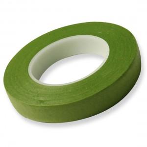 Hamilworth Floral Tape Medium Green