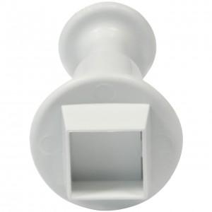 PME Square Plunger cutter - Medium