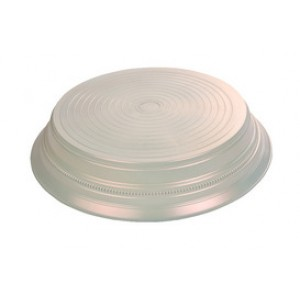 Napier Cake Stand Round Pearlized
