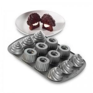 Nordic Ware Crème Filled Cupcake Baking Pan