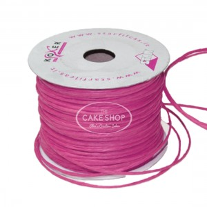Paper covered wire Fuchsia