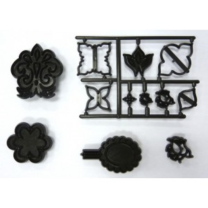Patchwork Cutters - Mix & Match set