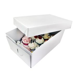 PME Cupcake Box (12) - 14cm high