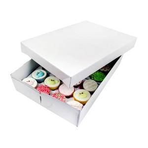 PME Cupcake Box (24) - 9cm high