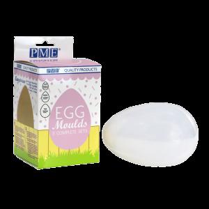 PME Egg Moulds set/3