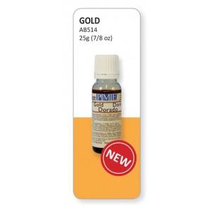 PME Airbrush Lustre Colour - Gold