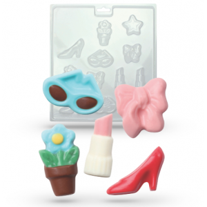 PME Candy Mould - Girls World