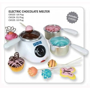 PME Electric Chocolate Melting Pot (EU Plug)