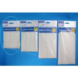 PME Lollipop Sticks 9.5cm  - Pk./75