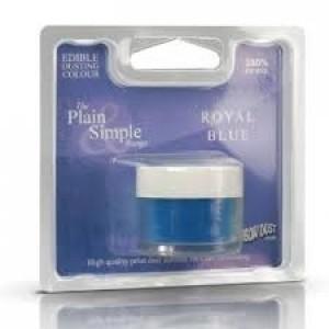 RD Plain & Simple - Royal Blue
