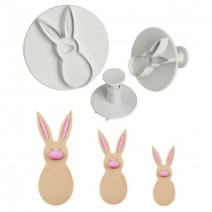 PME Rabbit Plunger Cutters Set/3