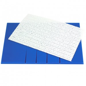 PME Small Veined Rolling Out Board