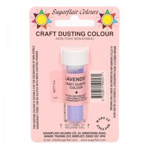 Sugarflair Craft Dusting Colour Non-Edible - Lavender