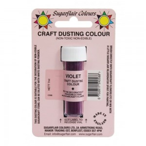 Sugarflair Craft Dusting Colour Non-Edible - Violet