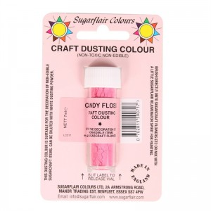 Sugarflair Craft Dusting Colour Non-Edible - Candy Floss