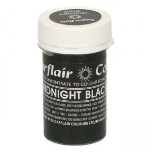 Sugarflair Pastel Midnight Black