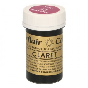 Sugarflair Spectral Claret
