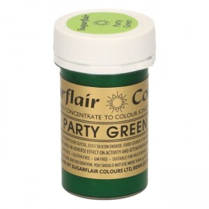 Sugarflair Spectral Party Green