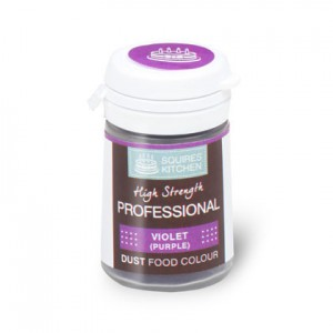 SK Professional Dust Food Colour Violet (Purple)