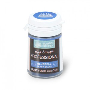 SK Professional Dust Food Colour Bluebell (Navy Blue)