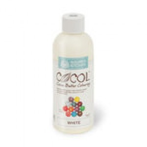 SK Professional COCOL Chocolate Colouring 75g White