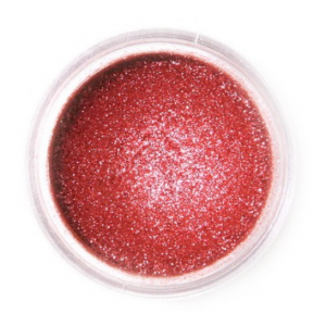 Fractal Colors - SuPearl Shine® Dust Food Coloring - Sparkling Deep Red