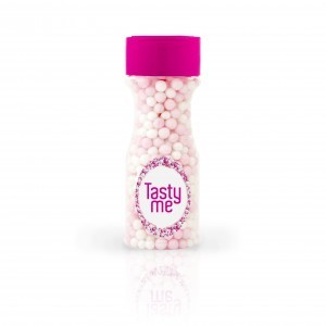 Tasty Me Crispy Pearls Rose-Wit